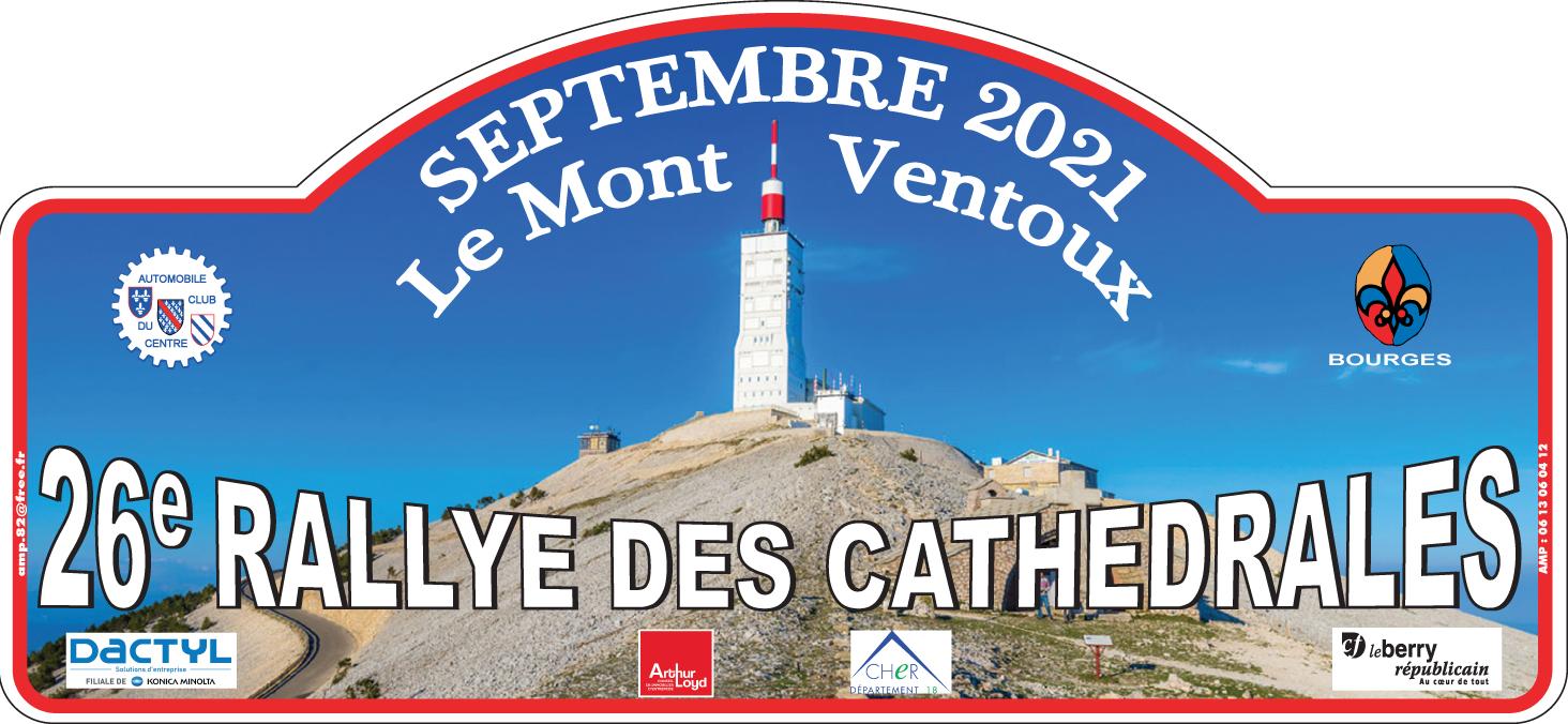 Rallye des Cathédrales 2021